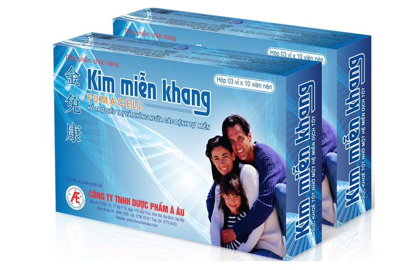 Kim Miễn Khang, lựa chọn hàng đầu cho các bệnh tự miễn: Vảy nến, lupus ban đỏ